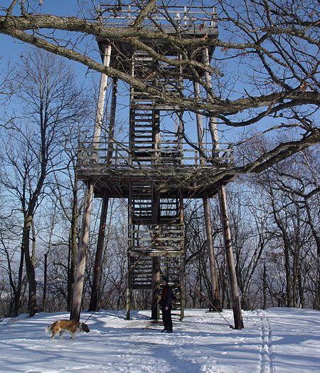 Chicago Area Campgrounds: Blue Mound State Park (Wisconsin)