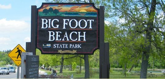 Chicago Area Campgrounds: Big Foot Beach State Park